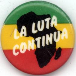 Button from the African Activist Archive Project