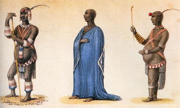 1024px-Gardiner_-_Dingane_in_Ordinary_and_Dancing_Dresses_(1836)